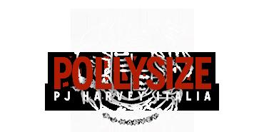 PJ Harvey Italia - Pollysize