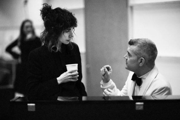 PJ Harvey & Ivo Van Hove